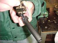 handdrillstarthole.JPG (181144 bytes)